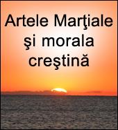 Artele Martiale si morala crestina